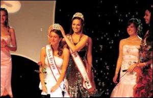 Kelli McBee National American Miss Teen Oregon
