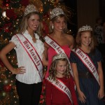 Jamee French, Kentucky Jr. Pre-Teen Queen has fun in California at the