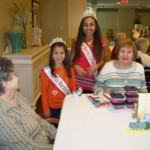 North Carolina NAM Queens at Wesley Pines with residents