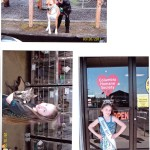 Oregon Jr Pre-Teen Cover Girl Isabella Conner's community service at the Humane Society