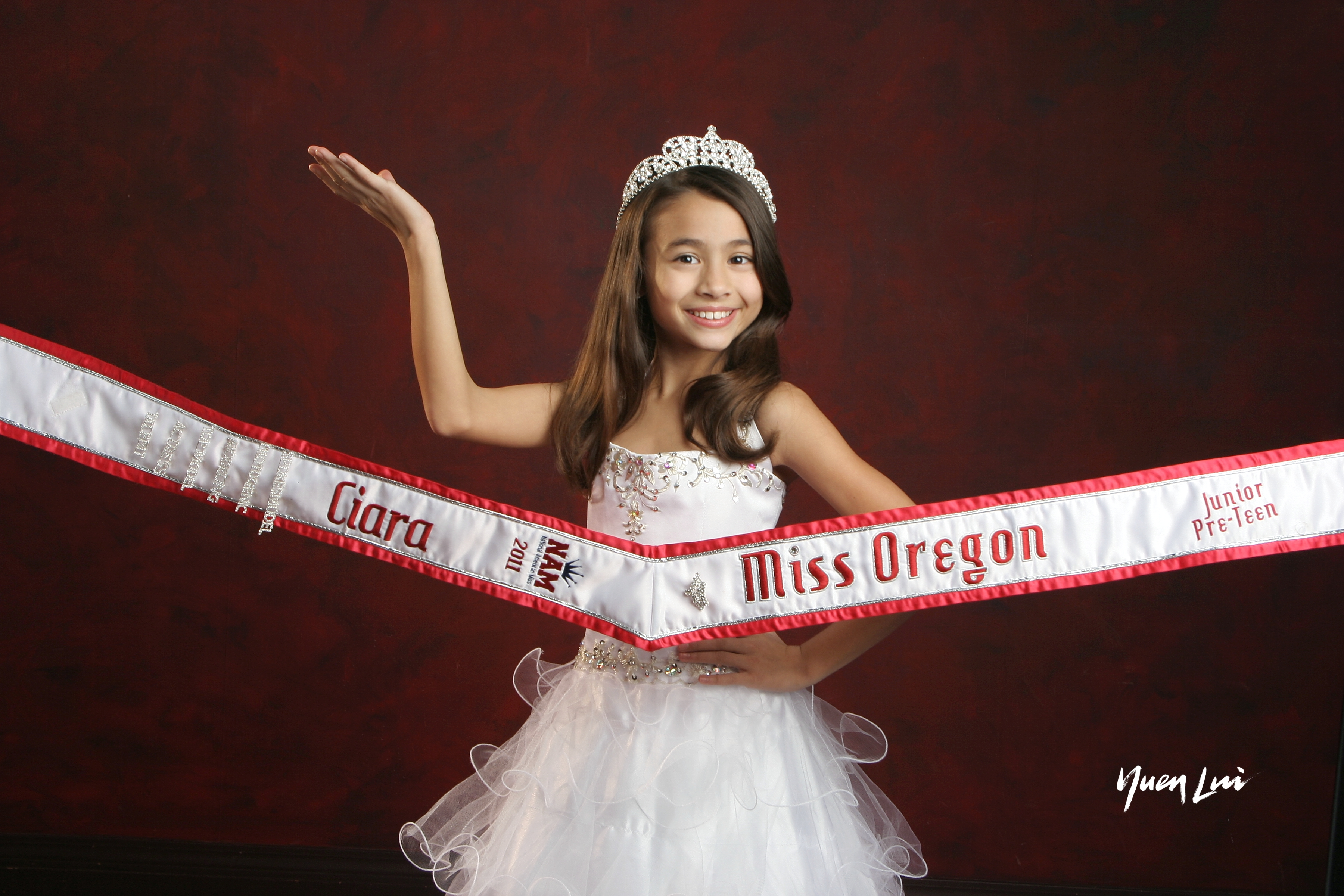 Miss Junior Teen Pageant