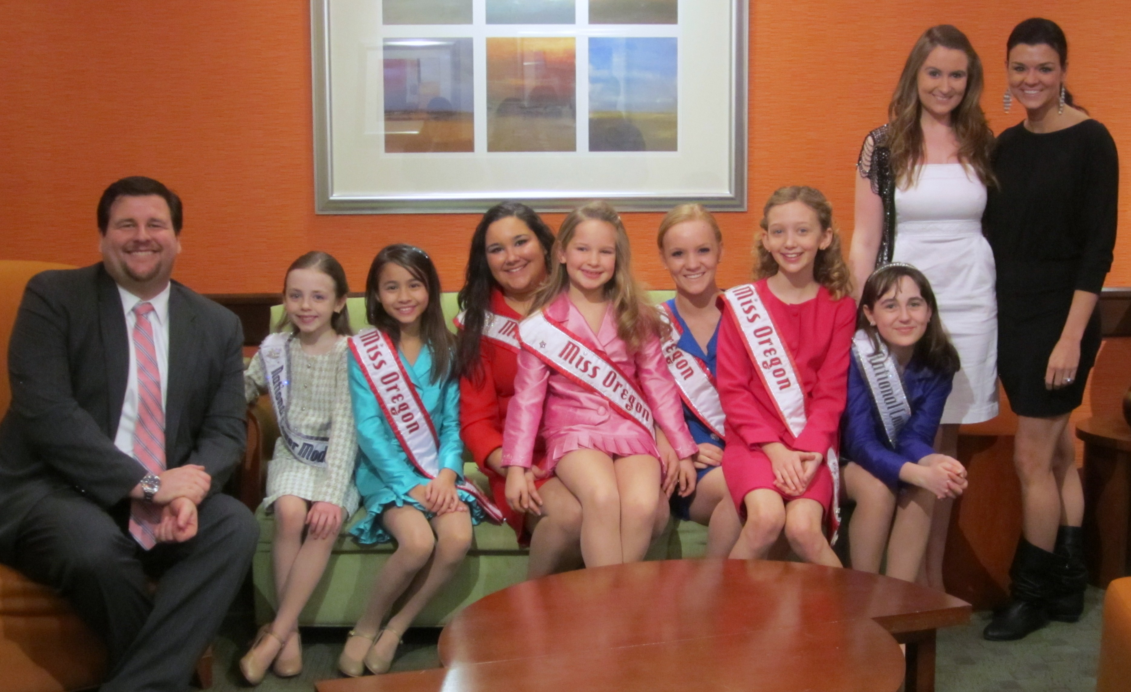 Matt Leverton's National American Miss (NAM) Pageants Blog