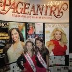 Peyton and Ciara Pagentry Magazine