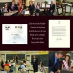 2011-09-09 Presidential Volunteer award