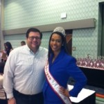 Matt and Miss Oregon Teen