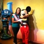 Sydney and Mickey