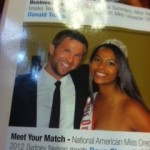 The Bachelor and Sydney at Washington state pageant