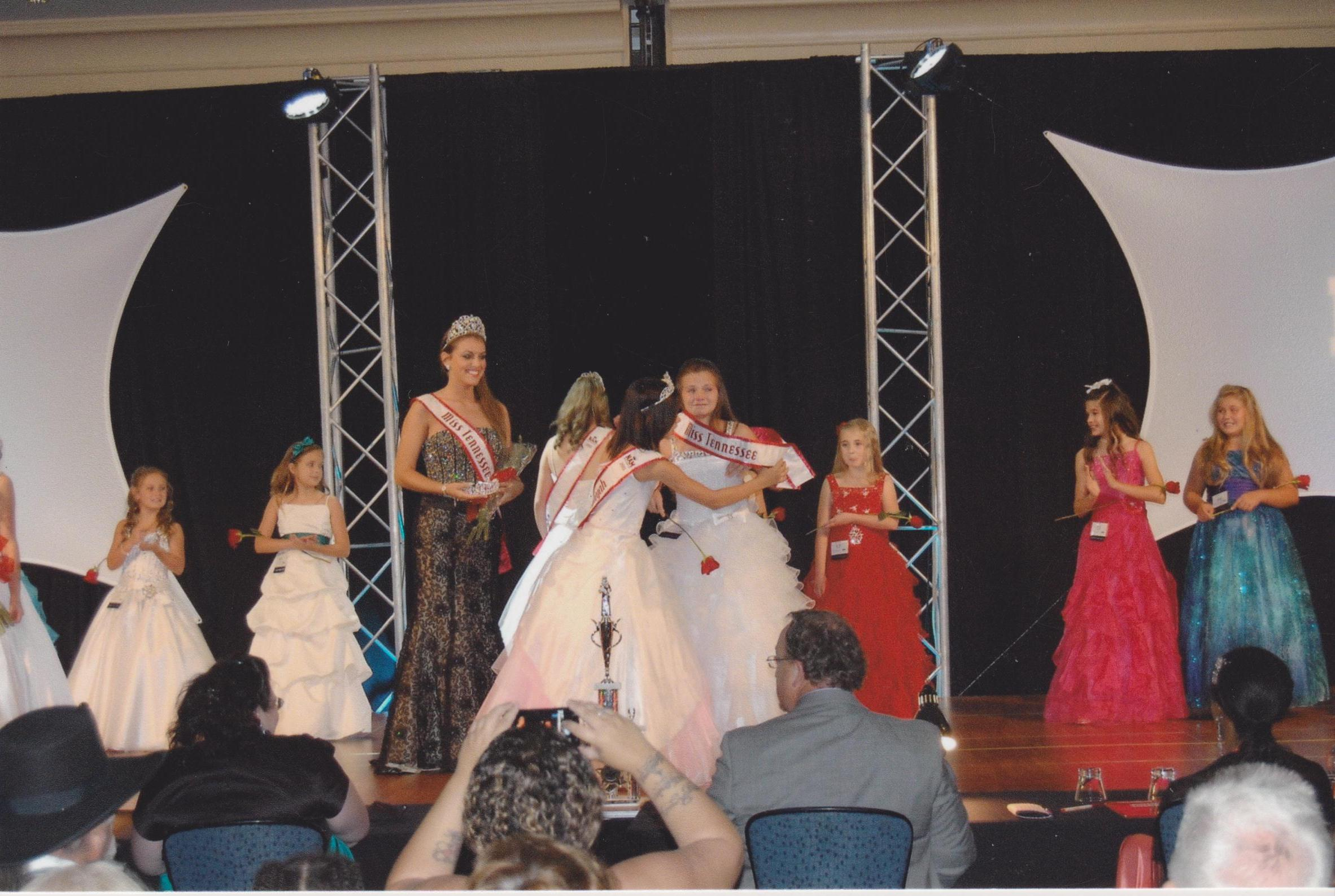Miss Jr. Pageants nudist