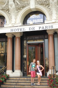 Monte Carlo July 2013