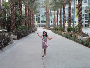Miss 2013 Kentucky Princess Aaniyah Burnett Welcomes You To  Nationals in California!