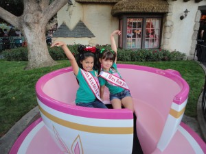 Miss Ky & New Jersey Hanging out @ Disney Land in California. NAM Nationals