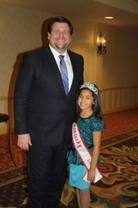 NAM 2013 Kentucky Princess Aaniyah with Bestie Matt Leverton!