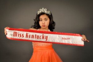 NAM Royalty 2013 Miss KY Princess Queen Aaniyah Burnett