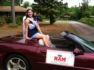 SC_Jr_Teen_ready_to_ride_in_the_SC_Poultry_Festival_Parade