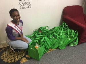 2016 Miss Georgia Pre-Teen Damacia Howard and Publix
