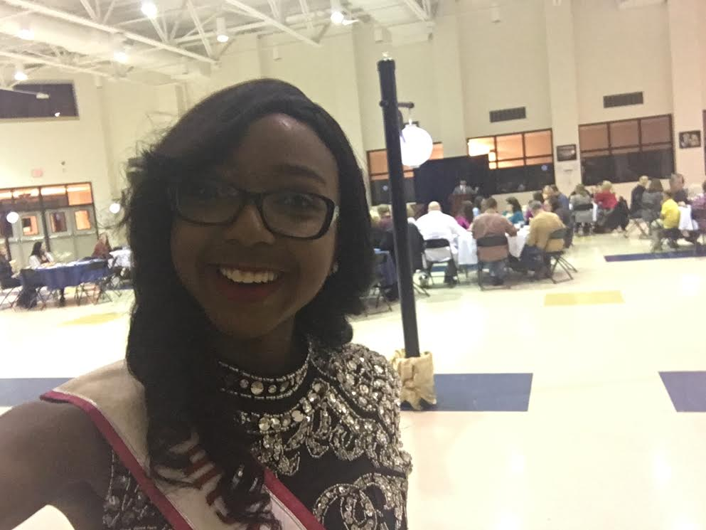 2016 Miss Georgia Teen Imani Johnson Habitudes Leadership Curriculum