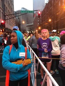 Miss Georgia Pre-Teen Damacia Howard Ronald McDonald House Hot Chocolate Run