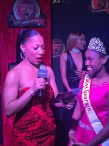 Miss Georgia Pre-Teen Damacia Howard interviewed by Bounce TV